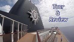 MSC Armonia Cruise Ship Tour & Review with JKwana