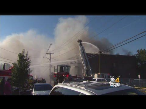 Fire Rips Through Revere Condo Complex