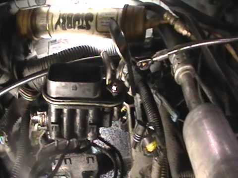 Chevy Trailblazer Wiring Schematic Chevy Vortec P0172 P0175 Youtube