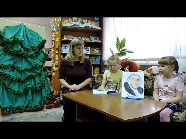 Изображение предпросмотра прочтения – ГалинаОщепкова читает произведение «Ворона и Лисица» И.А.Крылова
