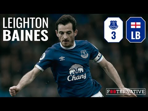 Leighton Baines l Everton 2016/17
