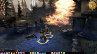 dragon age origins awakening gameplay