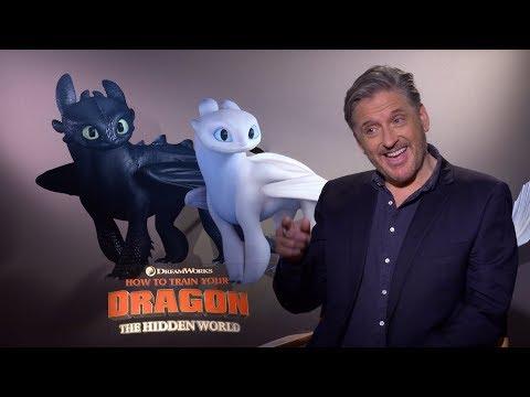 How To Train Your Dragon' Star Jay Baruchel | New York Live TV - YouTube