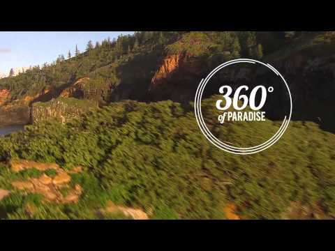 Norfolk Island 360° of Nature