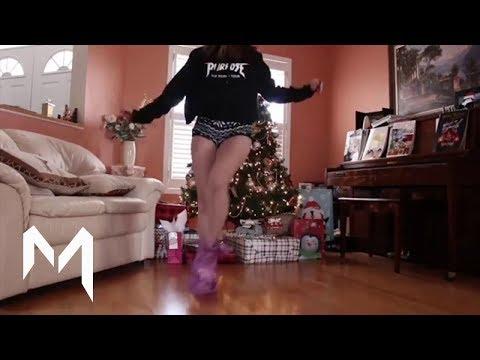 Camila Cabello - Havana (Remix) 🎅 Shuffle Dance (Music video) [Christmas Special]