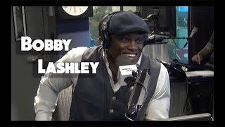 Bobby Lashley - Rockin Robin Lyrics, Missing Summerslam, Donald Trump, etc - Sam Roberts