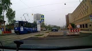 Вулицями Львова на авто #2 Сихів - Центр