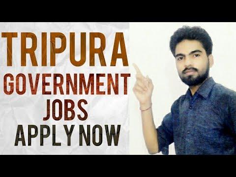TRIPURA govt jobs | atm jobs,mts jobs,computer assistant,coordinator,computer jobs