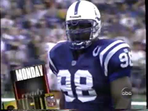 1997 - Week 8 - Buffalo Bills at Indianapolis Colts