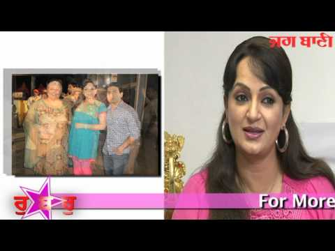 Upasana singh exclusive interview on jagbani Part 1