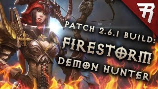 Diablo 3 2.6.1 Demon Hunter Build: Multishot Unhallowed Essence GR 112+ (Guide, Season 13 PTR)