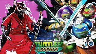 Черепашки-Ниндзя: Легенды - ГОРОДСКАЯ ВОЙНА (TMNT Legends UPDATE X)