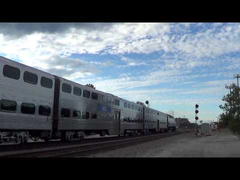 Railfanning Northbrook IL.