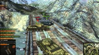 world of tanks - Гонки на выживание - Бой 1 - И побеждает Timax