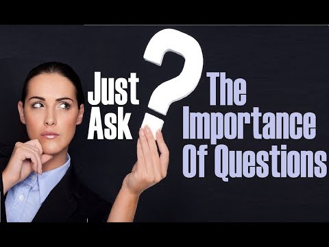 JUST ASK: The Importance of Asking Questions in Judaism – Rabbi Michael Skobac – Jews for Judaism