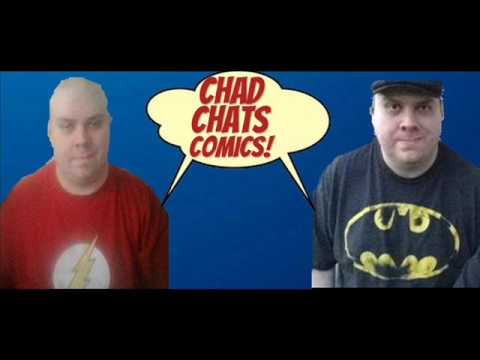 Chad Chats Comics Episode 1 (DC and Marvel TV)