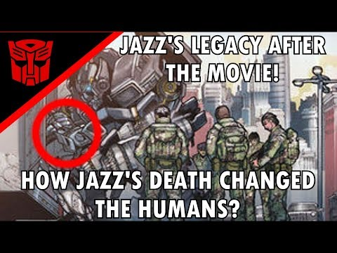 How Jazz's Sacrifice Change The Humans?(Explained)-Transformers The Last Knight Jazz's Death