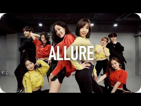 Allure - Hyomin / May J Lee Choreography