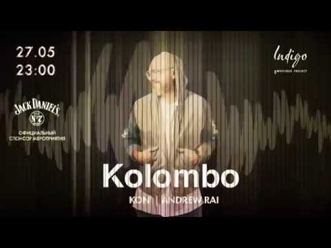 Kolombo from Belgium in Indigo ambitious project!
