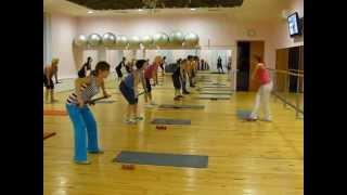 Шейпинг в фитнес клубе Гранур