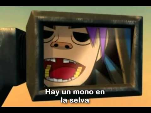 Gorillaz - 19/2000 (Soul Child Remix) Video Oficial Subtitulado en Español+Intro