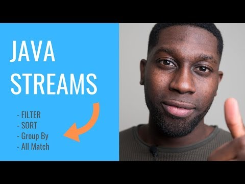 Java Streams Tutorial [2019]