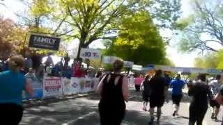 Broad Street Run 2015 - the Finish Line