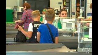 Ребёнка 4 часа удерживали в подсобке магазина в Пинске