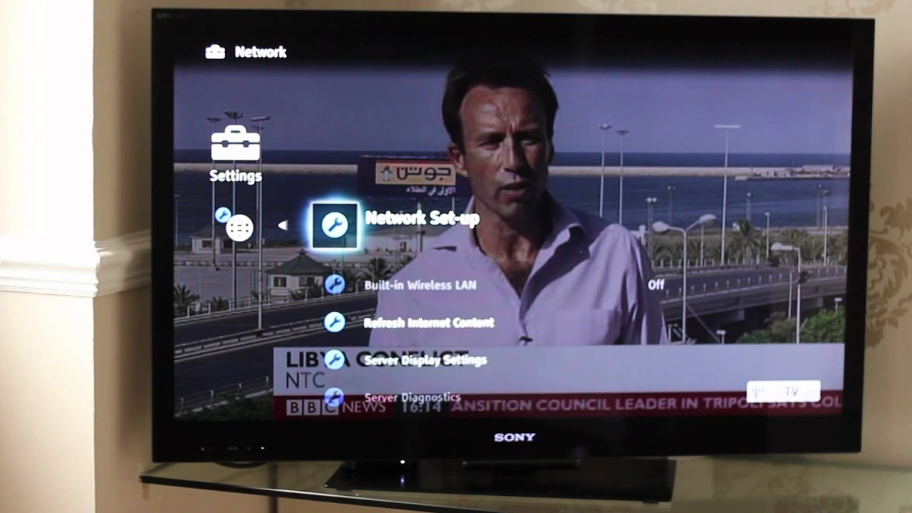 "sony bravia tv set up and quick guide youtube rh youtube com Sony BRAVIA Recall Model Numbers Sony BRAVIA 46"" LCD"