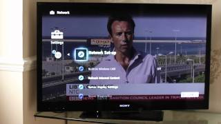 Sony BRAVIA TV - Set Up and Quick Guide