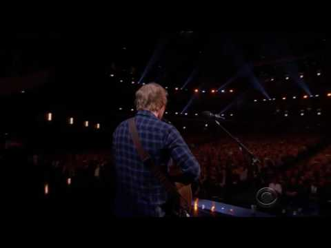 Thumbnail: Ed Sheeran - I Was Made To Love Her (Songs In The Key Of Life An All Star Grammy Salute 2015)