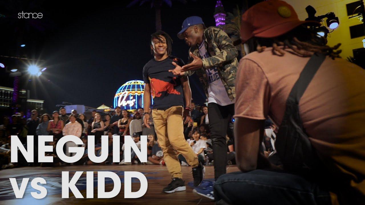 NEGUIN vs KIDD // .stance // Red Bull Dance Your Style USA 2019