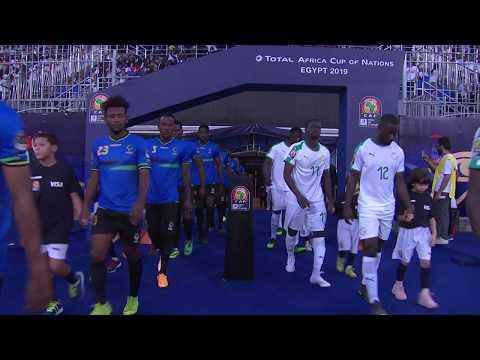 Senegal v Tanzania Highlights - Total AFCON 2019 - Match 5