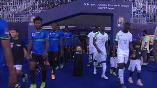 Senegal v Tanzania Highlights - Total AFCON 2019 - Match 5