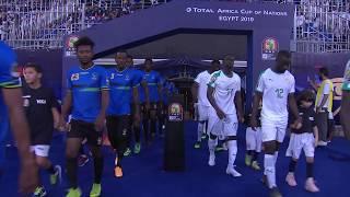 شاهد ملخص فوز السنغال على تنزانيا 2-0 | في الفن