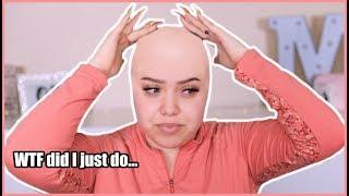 ummm... How I install my wig!