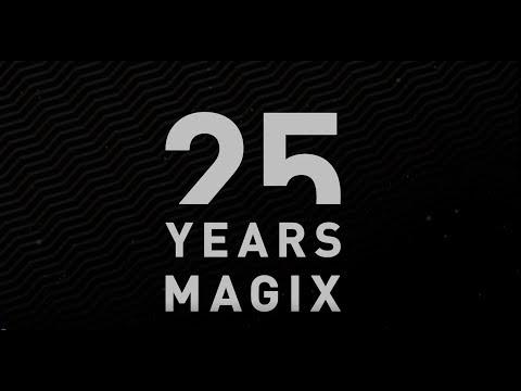 25 Years of MAGIX