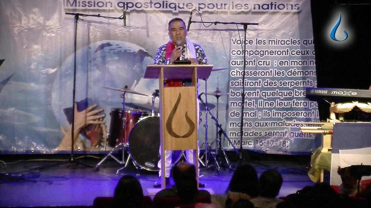 Rhema International Pastor Marco Castillo El Compromiso 23.07.2017 ...