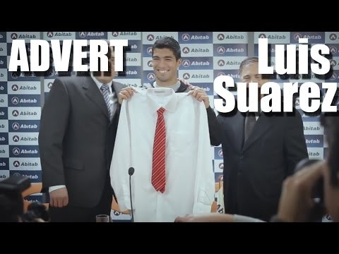 Luis Suarez English Subtitles Advert Funny / HD Advertising (Rguilan)
