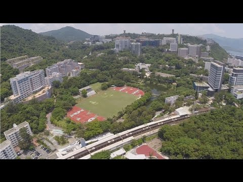 Soaring Over CUHK 「飛」一般的中大