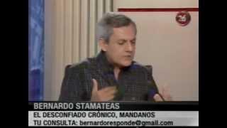 ¨El desconfiado crónico¨ por Bernardo Stamateas en Canal 26