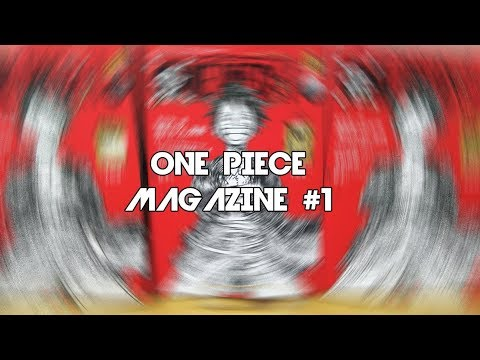 One Piece Magazine Volume 1 20th Anniversary