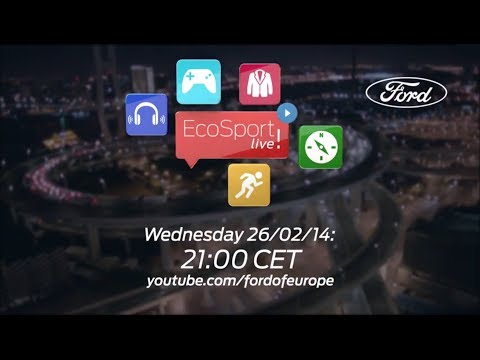 #EcoSportLive - 10 Hot European Music Acts