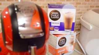 Капсульная кофемашина Nescafe Dolce Gusto krups kp 2205 melody 3