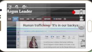 Human Trafficking in South Dakota - Think Again :60 PSA