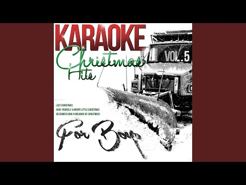 White Christmas (In the Style of Twisted Sister) (Karaoke Version)