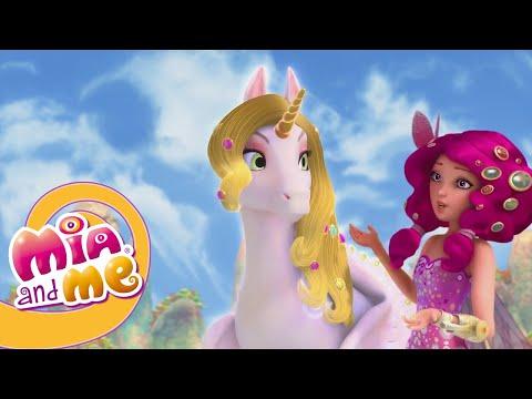 Mia and me saison 1 pisode 1 un monde nouveau clip1 - Mia et moi saison 2 ...