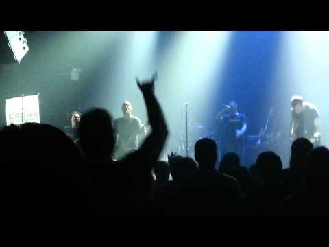 Chimaira - Destroy And Dominate - Live 1080p HD At Gramercy Theatre