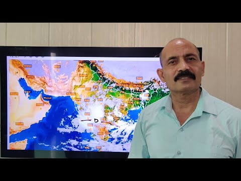 Weather Forecast Oct 15: Depression weakened in LPA to give heavy rain over Mumbai | Skymet Weather