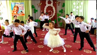 "Танец ""Далеко от мамы"". Видео Sirin."